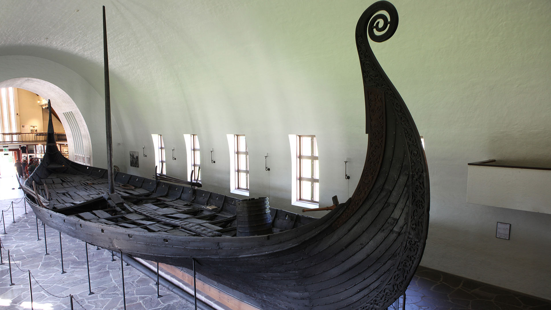 Viking Museum in Oslo, Norway