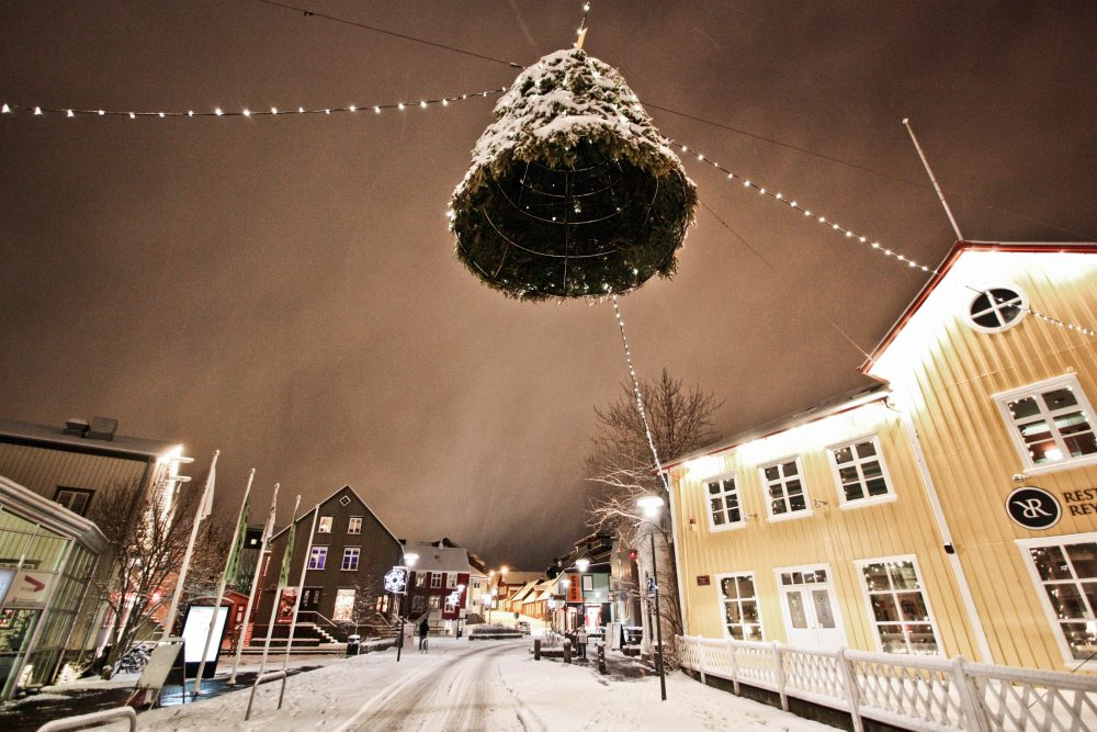 Our flagship city, Reykjavik, was called one of the 10 best Christmas destinations by CNN. See more of our pictures from around town at our page at Facebook.
