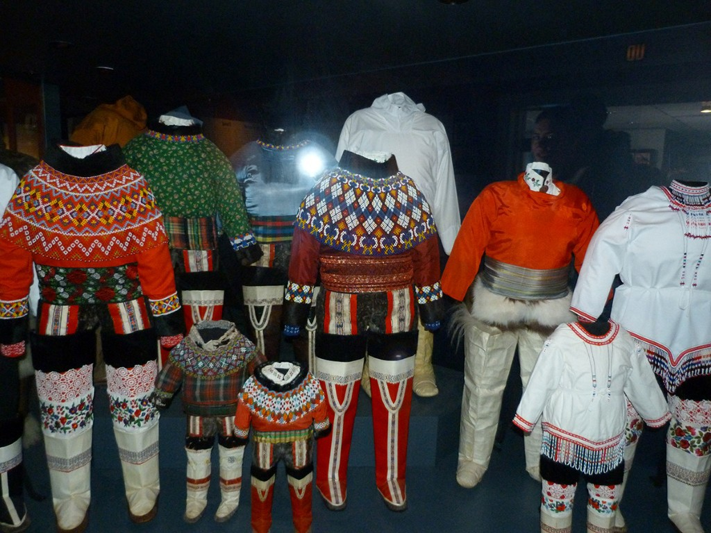 Nuuk -- National Costumes