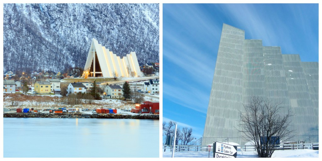 Tromso cathedral Collage (Medium)