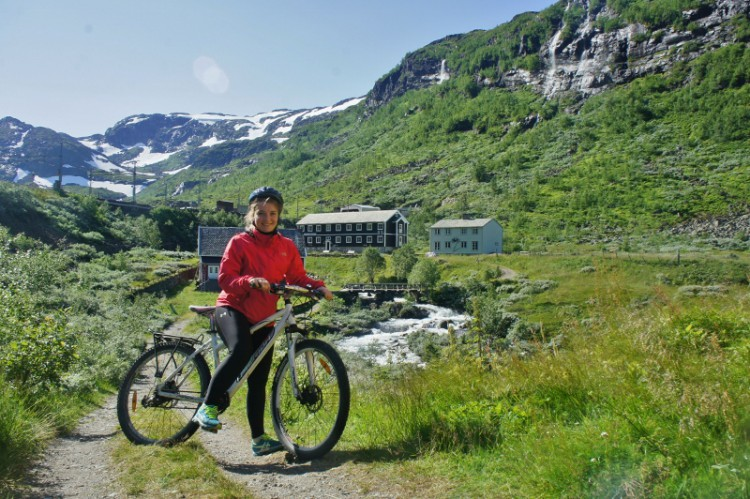Norway bike ride
