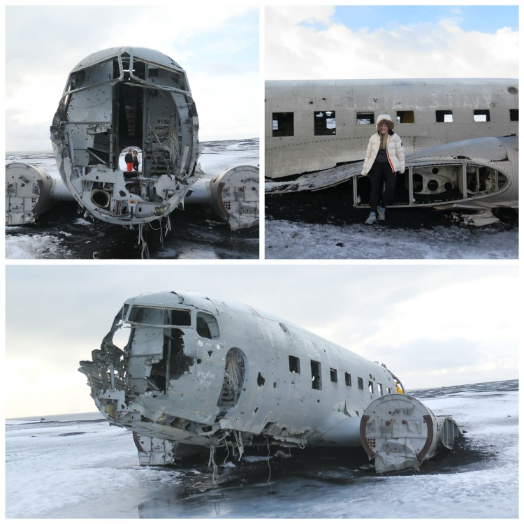 The wreck of a United States Navy Douglas Super DC-3 on Sólheimasandur is a startling site to behold.