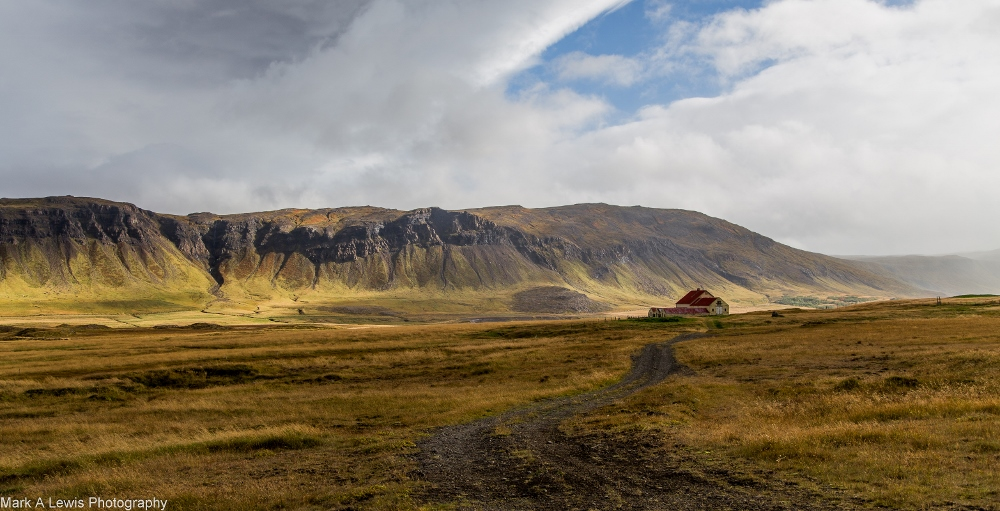 Mark Lewis - Northwest Iceland