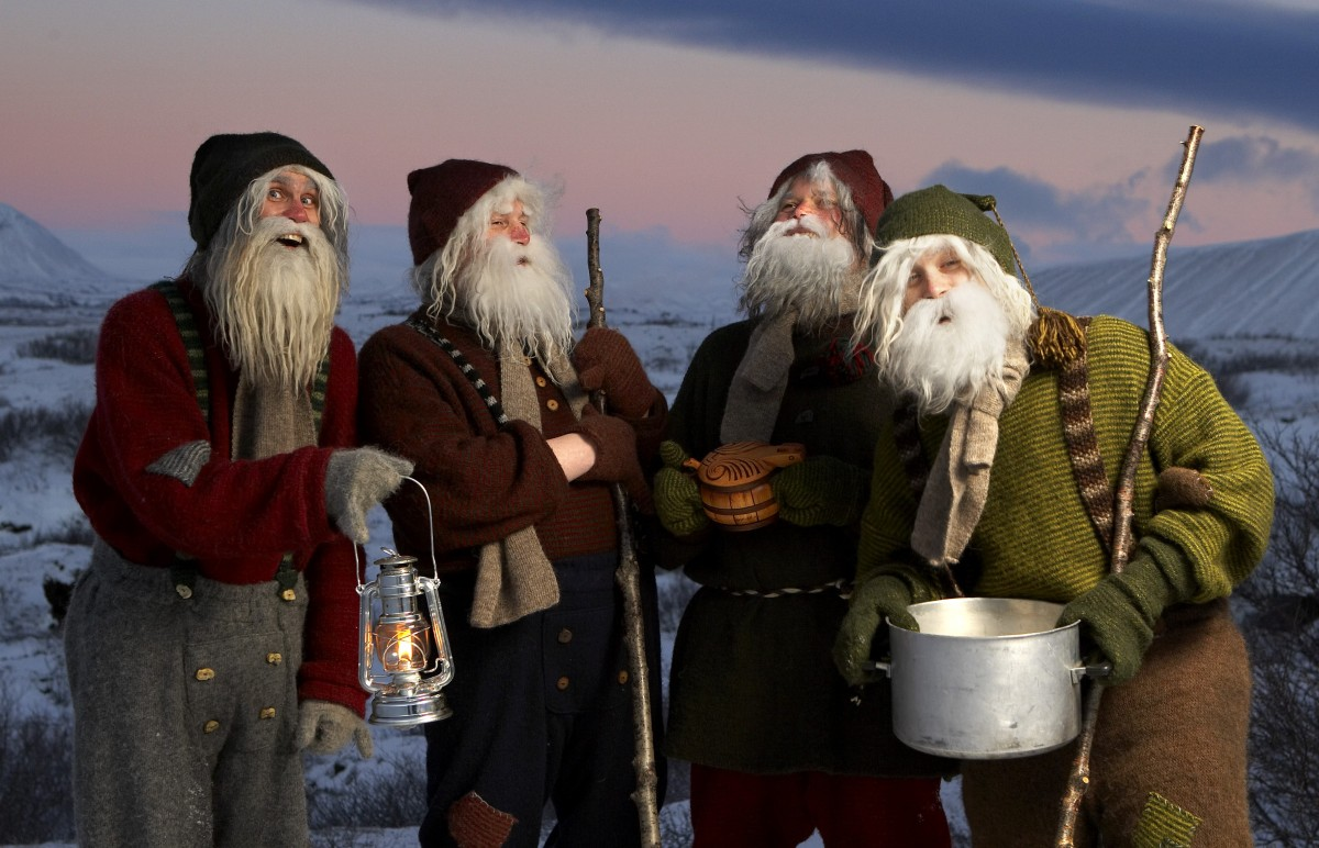 christmas in iceland with the yule lads - Christmas In Iceland