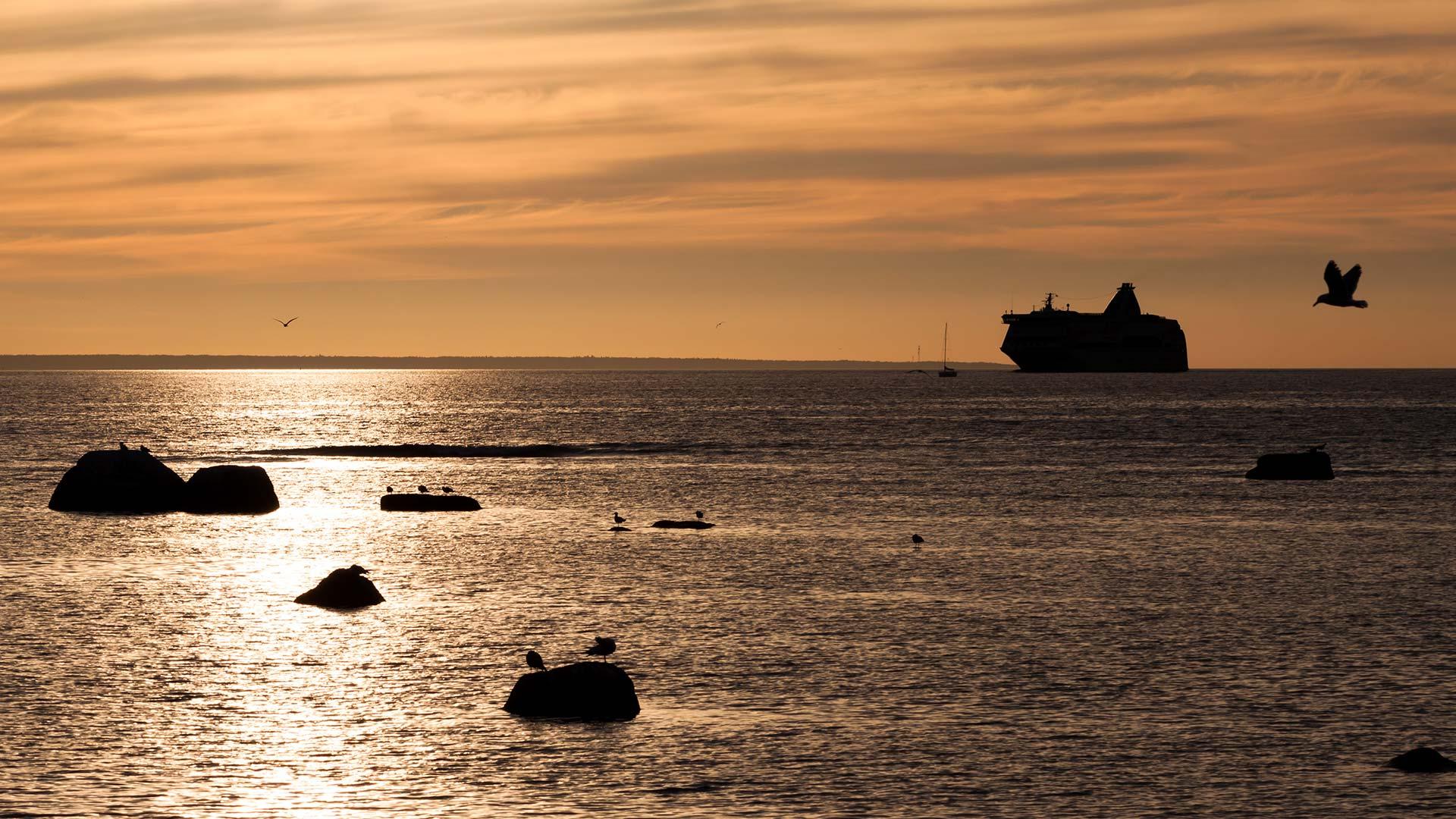 Stockholm Helsinki Tekne Turu