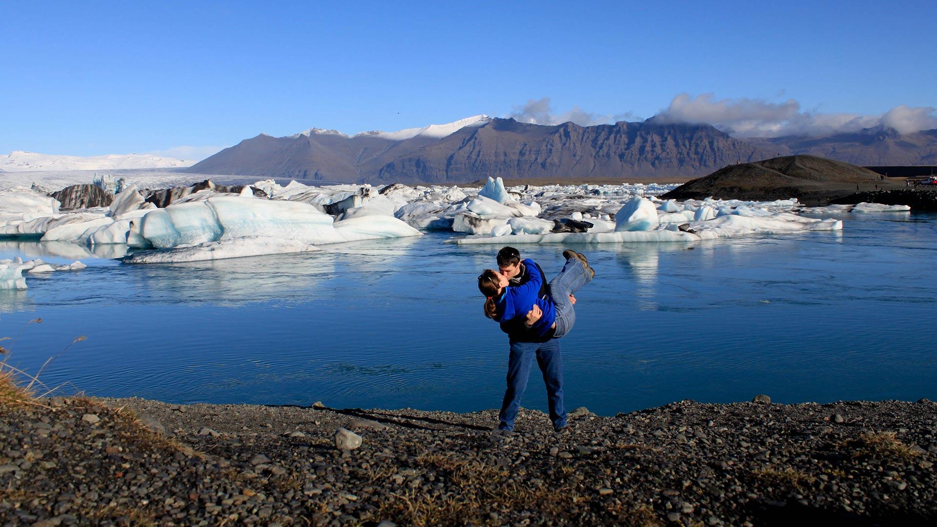 Glacier Tour Iceland Summer