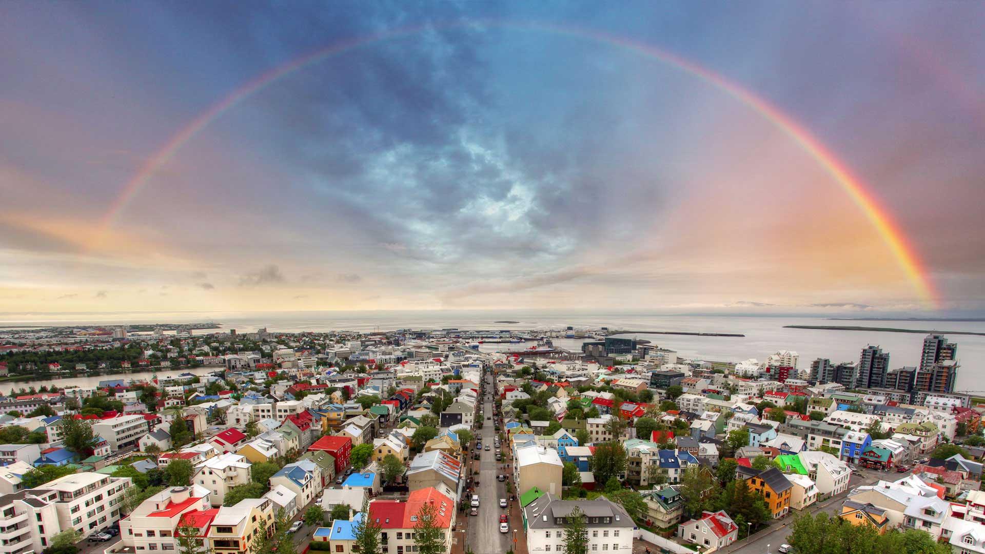 Reykjavik'te Gezilecek Yerler