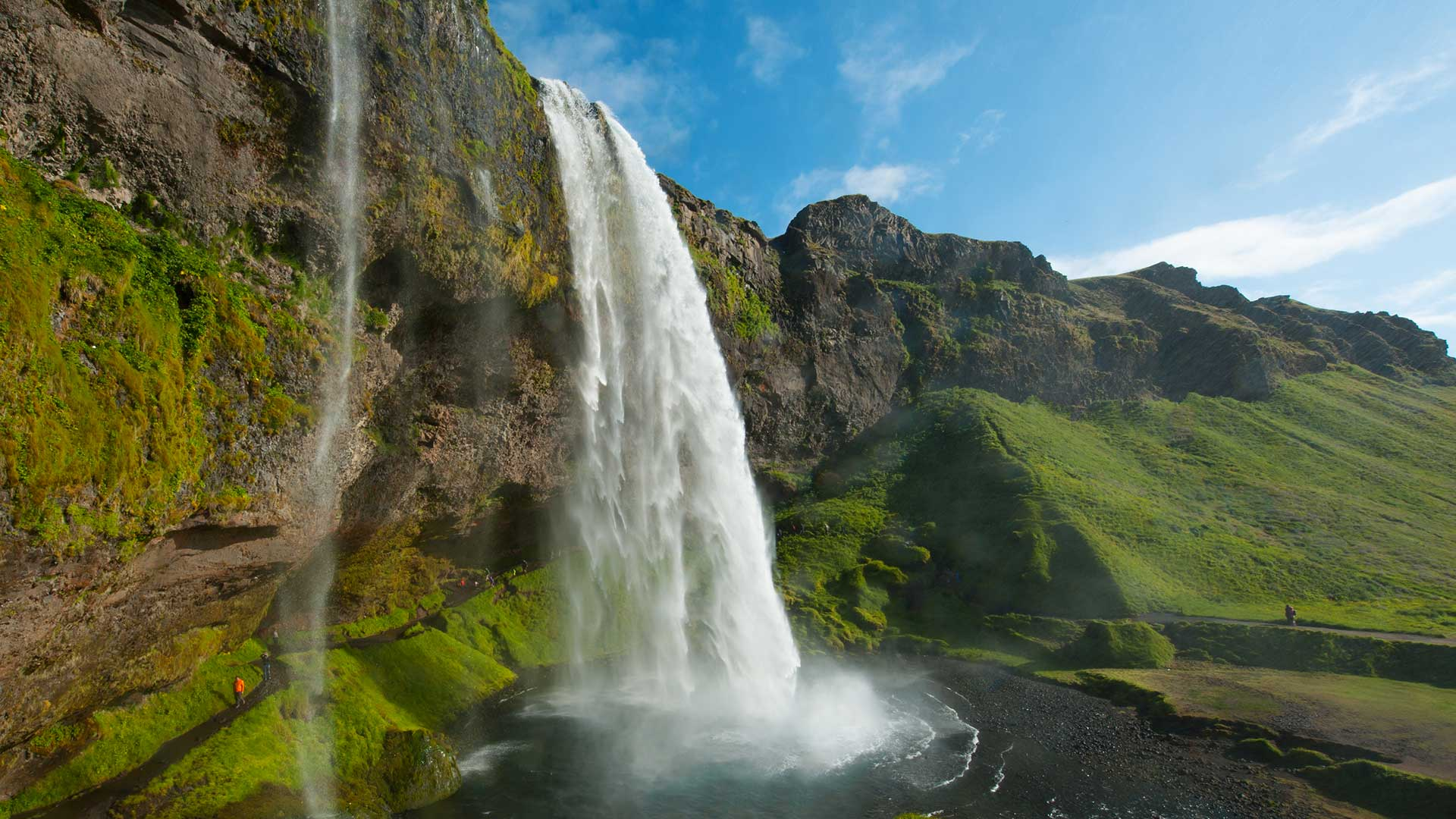 Scenic South Iceland Geysers, Volcanoes & Glacier Lagoon ...