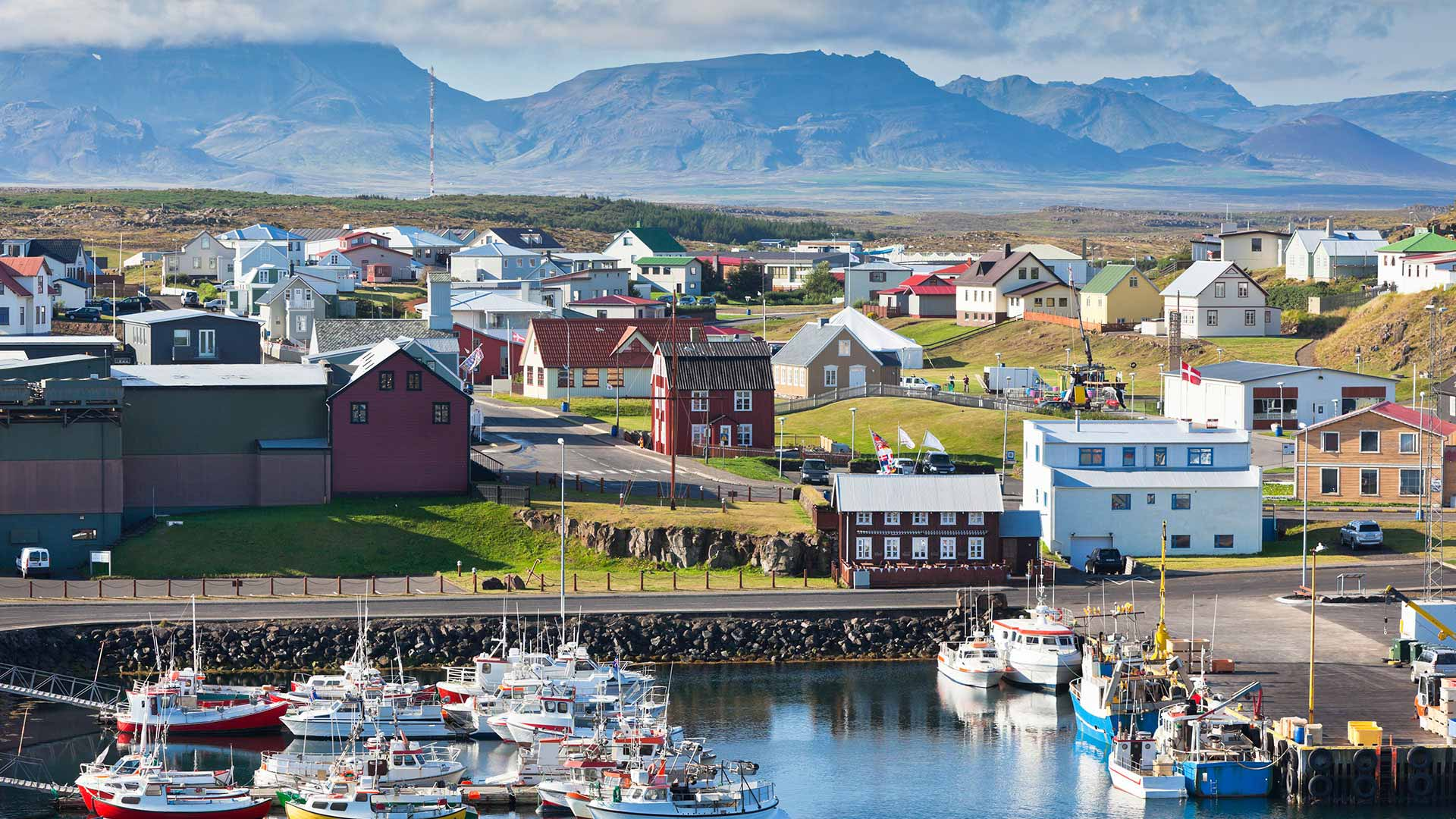 Explore Iceland On Your Own Stykkisholmur Snaefellsnes Iceland West