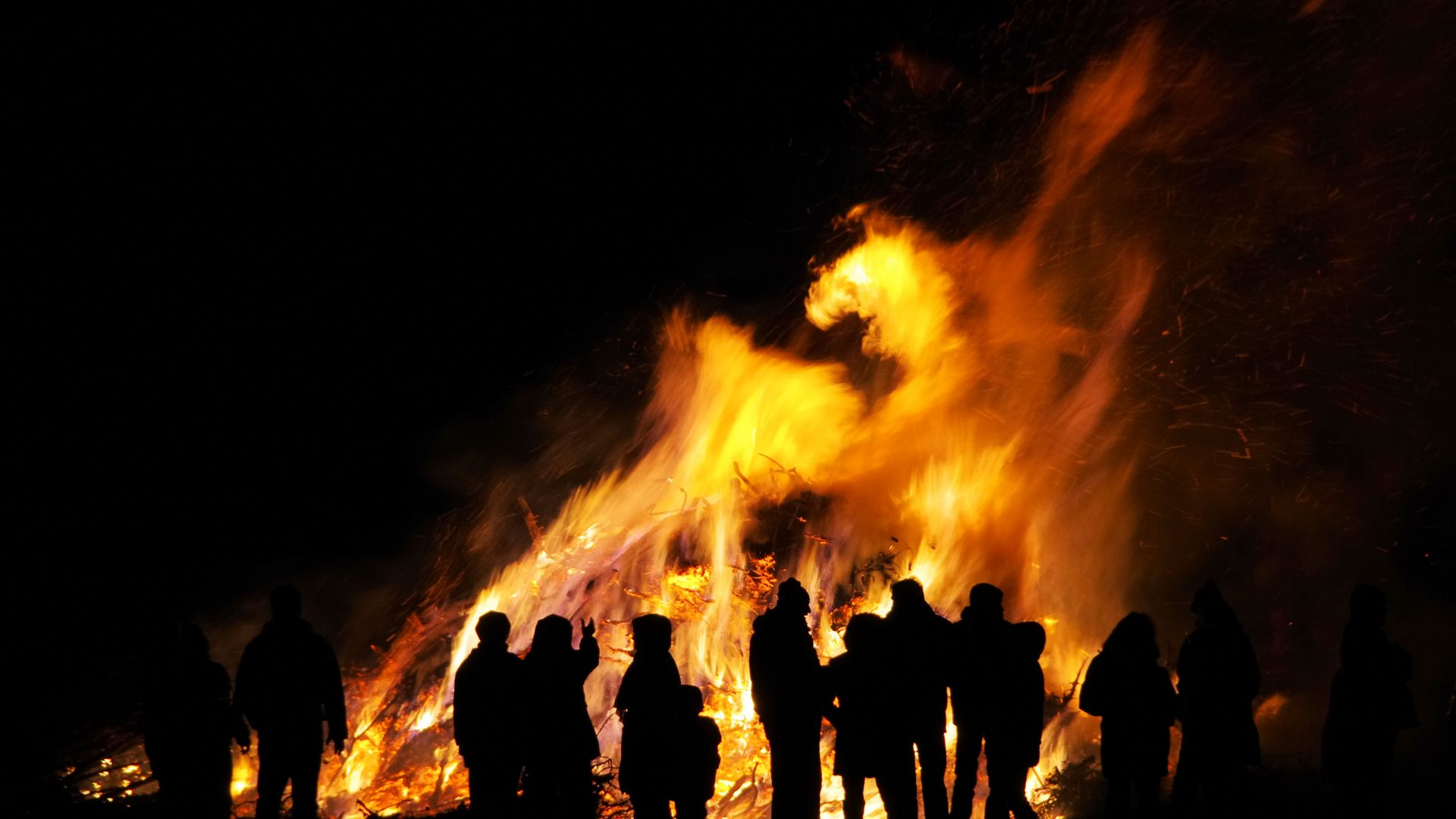 Community Bonfires