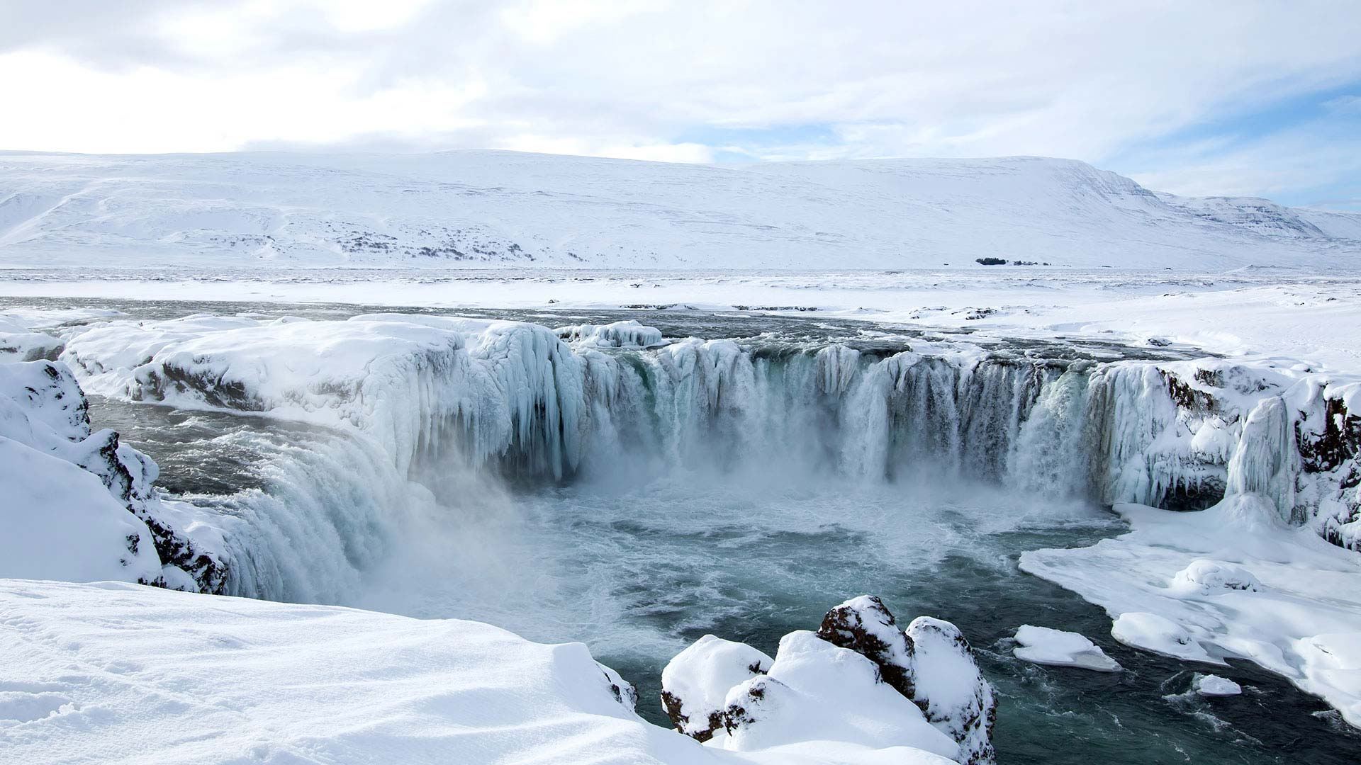 Iceland Full Circle - Winter - 10 Days 9 Nights - Nordic ...