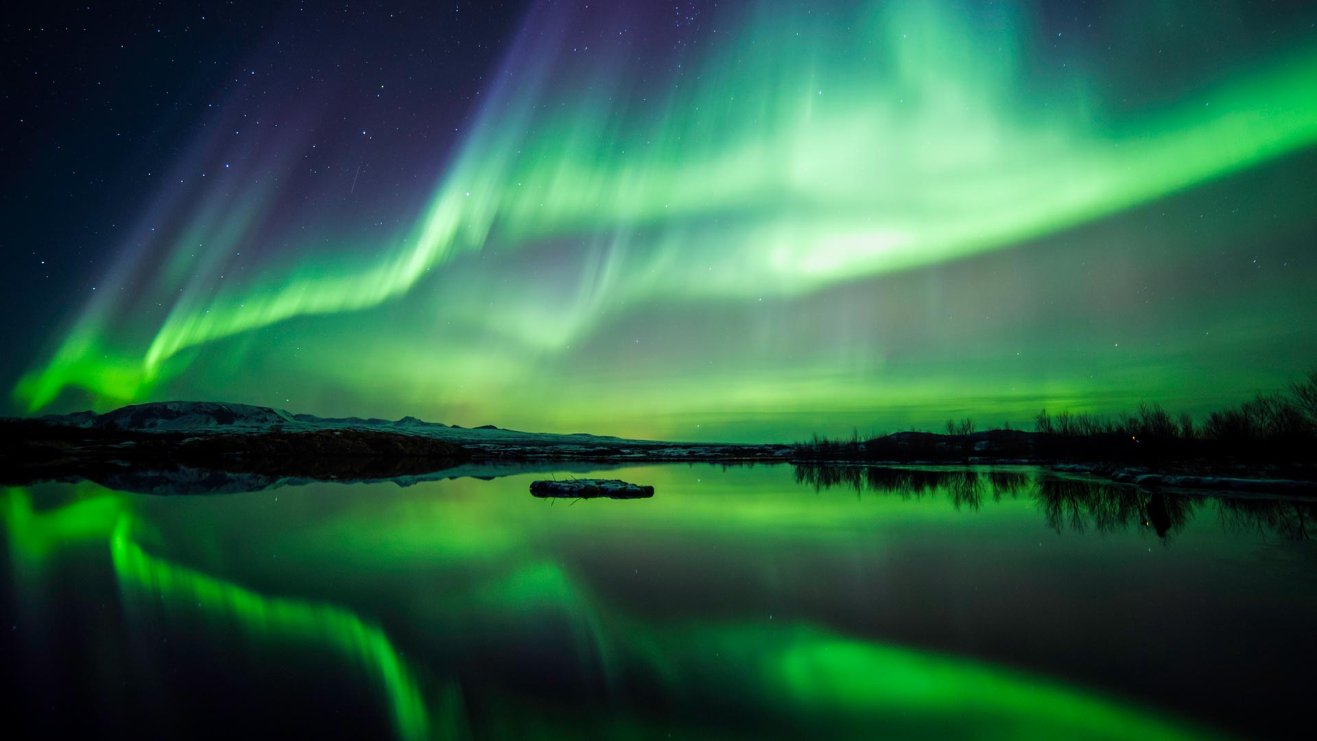 Amazing Natural Phenomena: Northern Lights