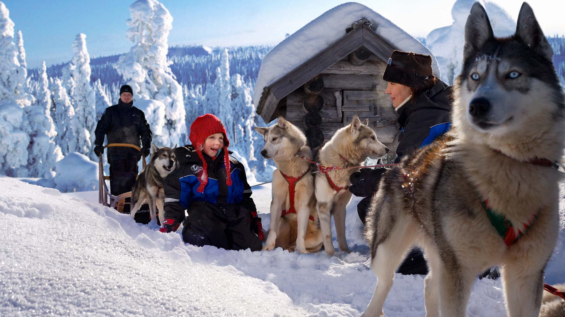 santa claus village for families 4 days 3 nights nordic visitor