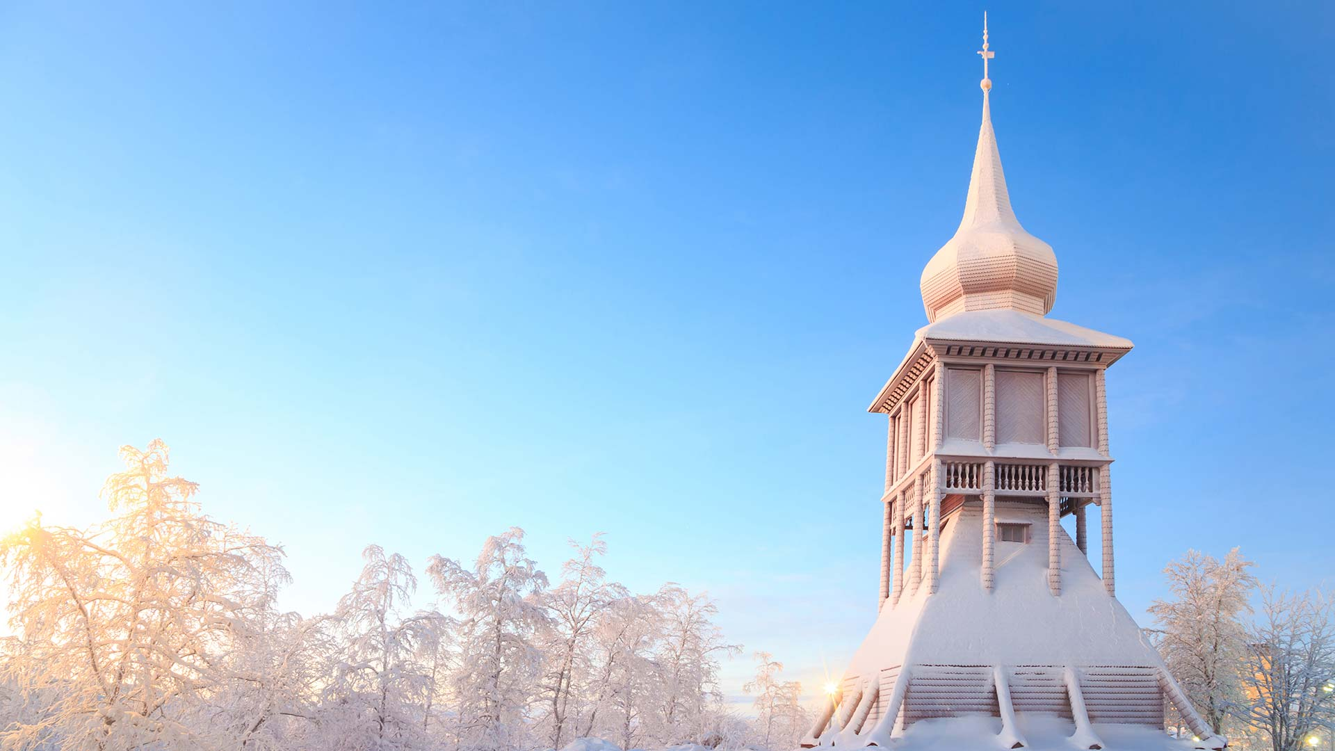 Kiruna Church, Sweden