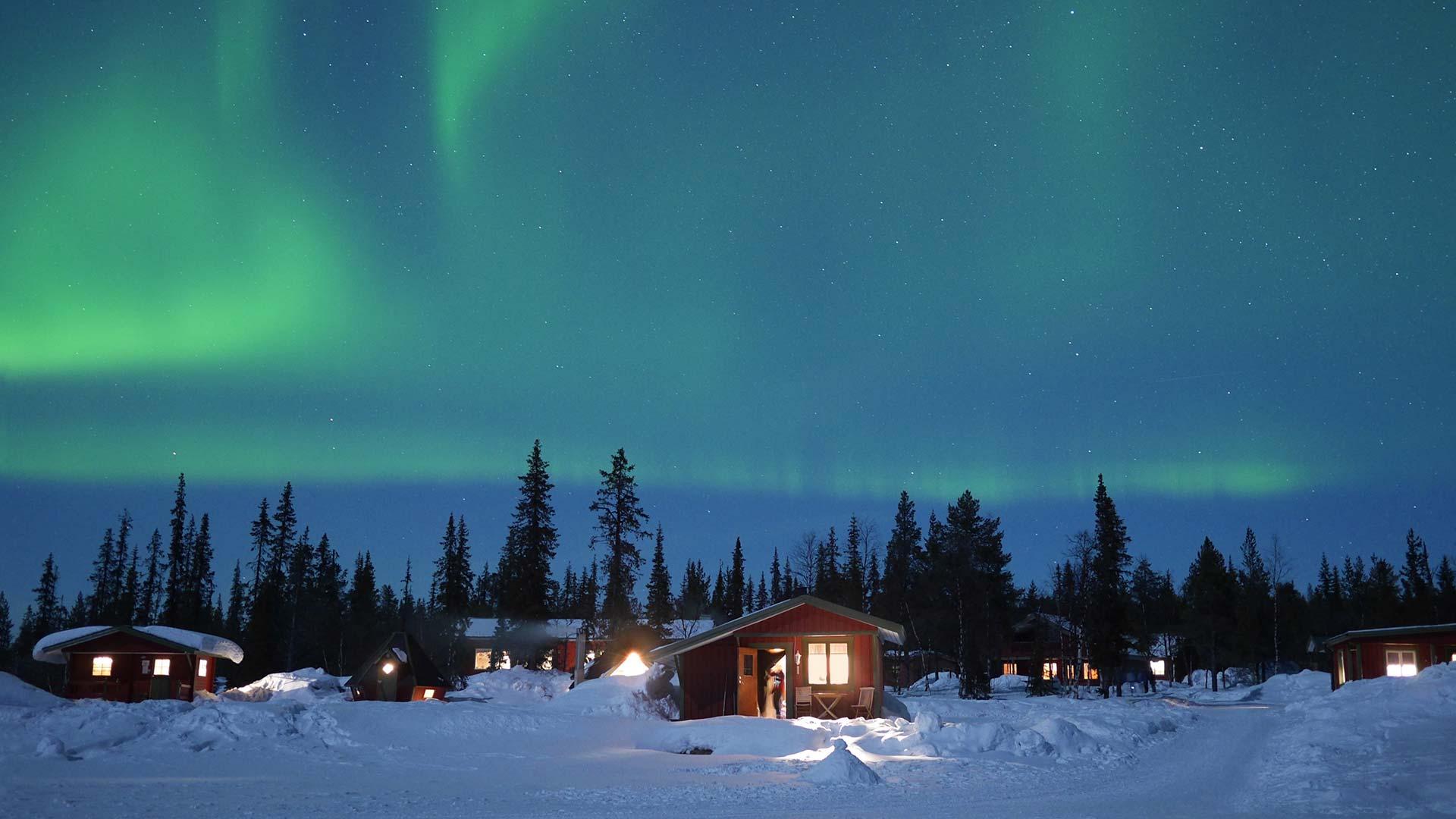 Arctic Romance 5 Days 4 Nights Nordic Visitor