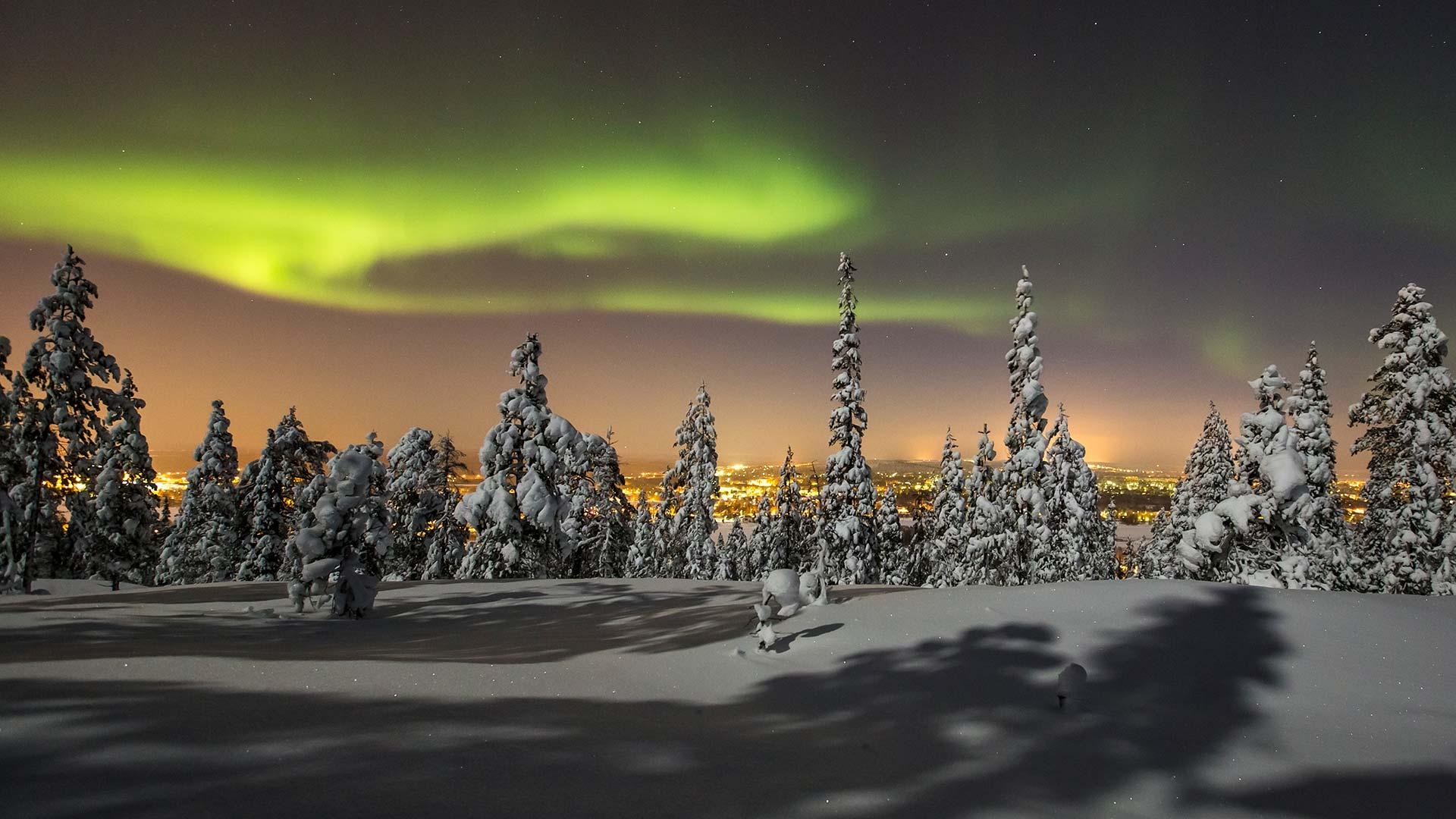 Lapland deals first choice