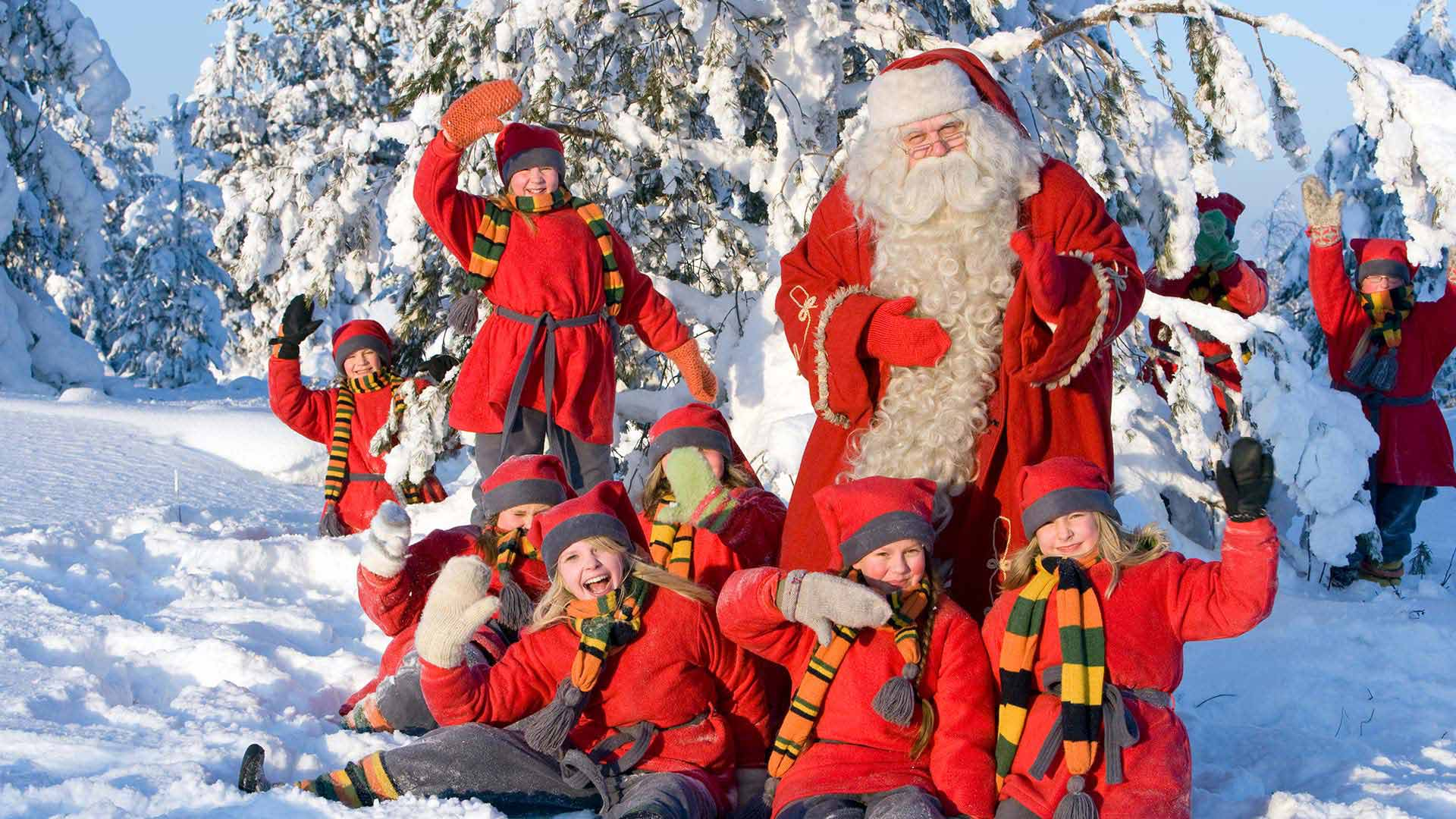 Santa Tours Lapland