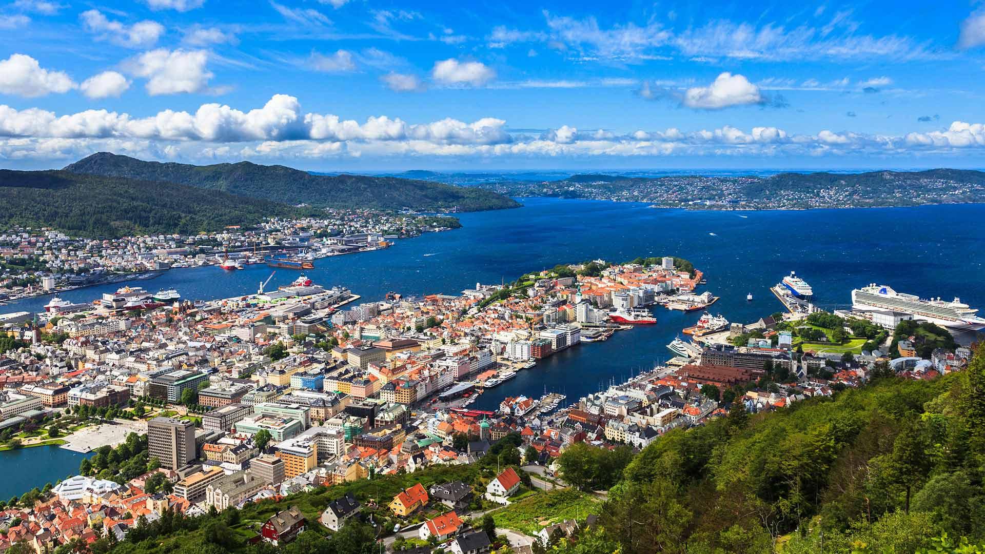 Natural Wonders Of Norway 7 Days 6 Nights Norway Self