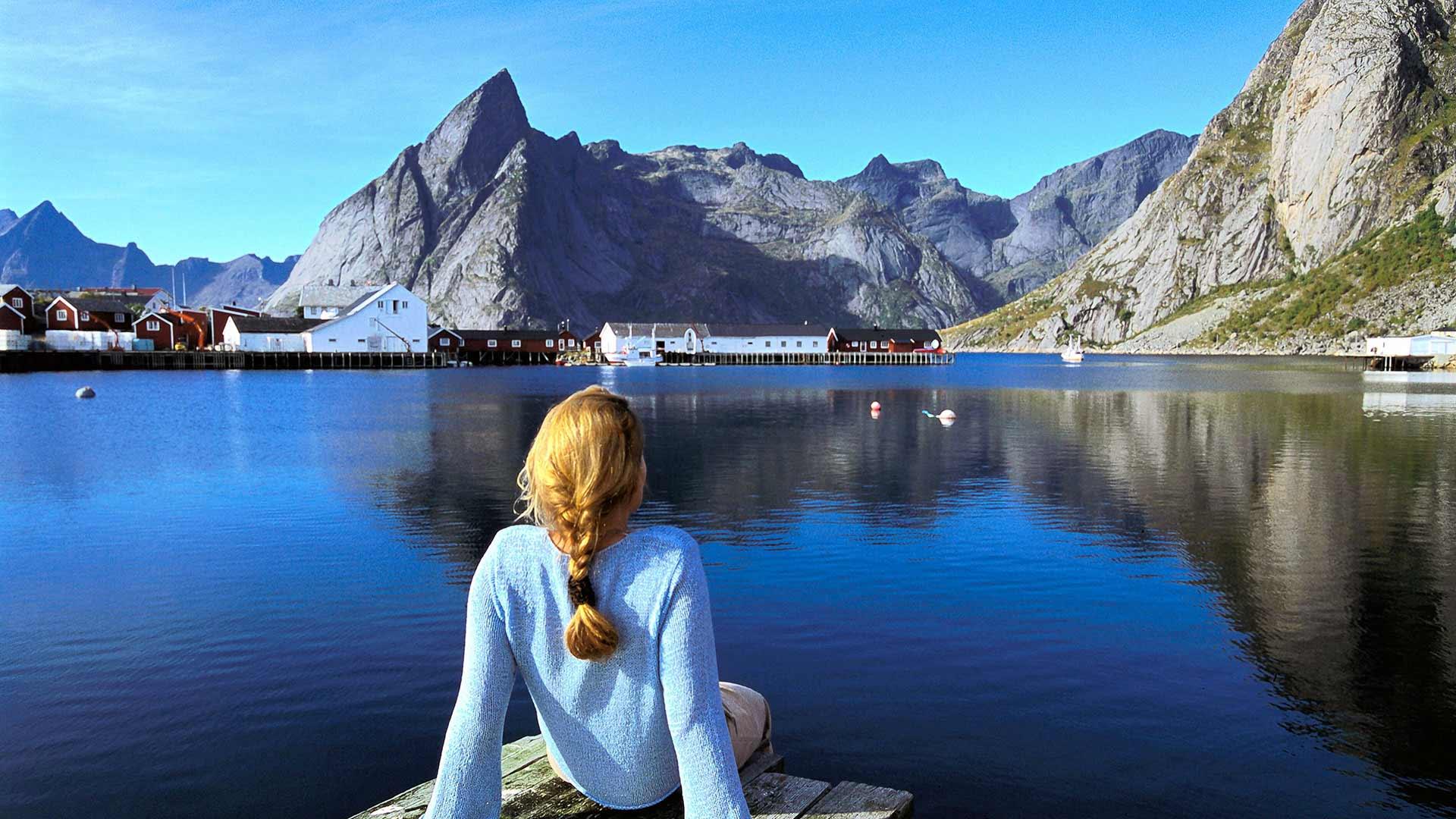 Afbeeldingsresultaat voor lofoten norway tourism