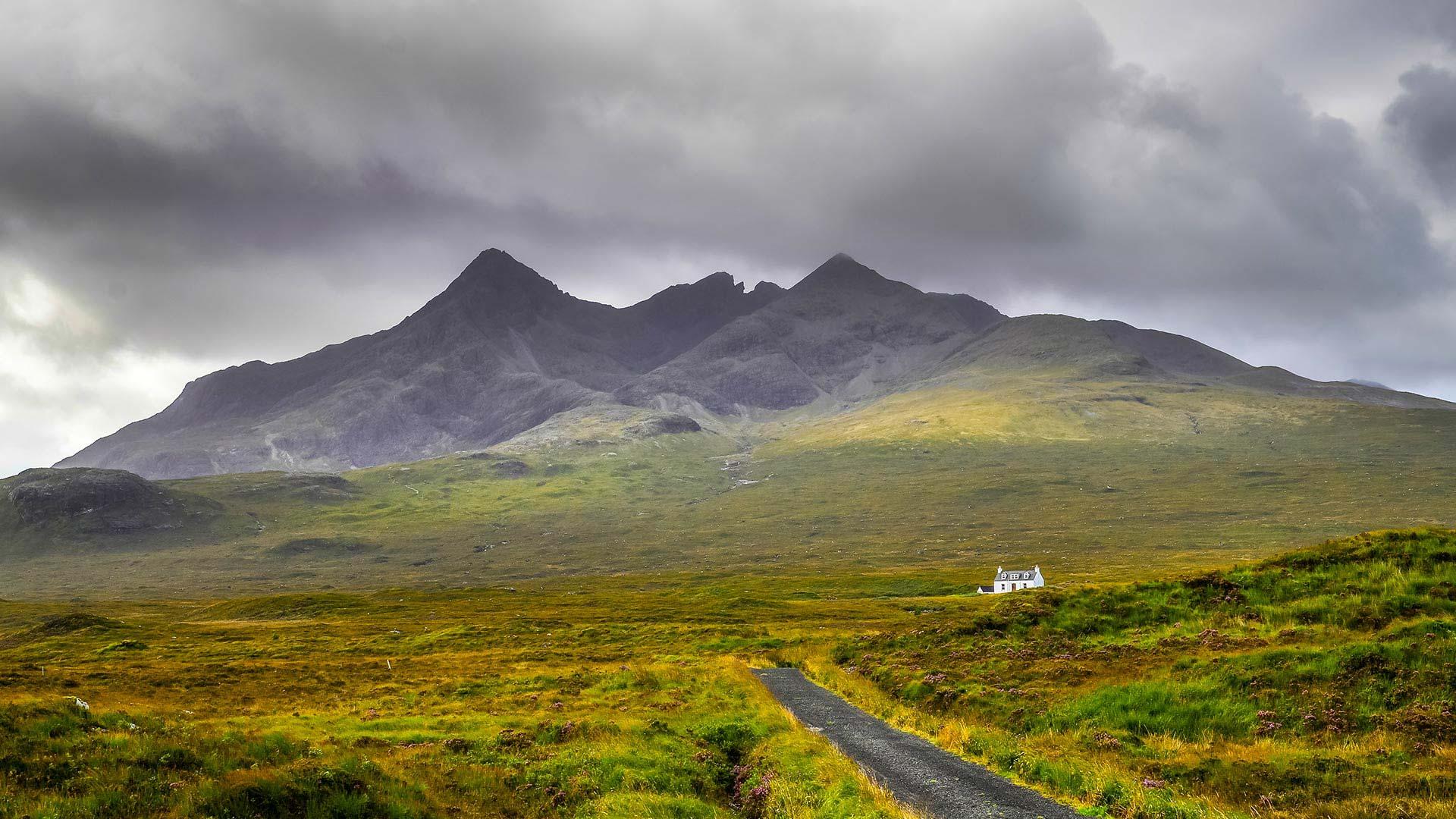 Edinburgh Amp Isle Of Skye 6 Days 5 Nights Nordic Visitor