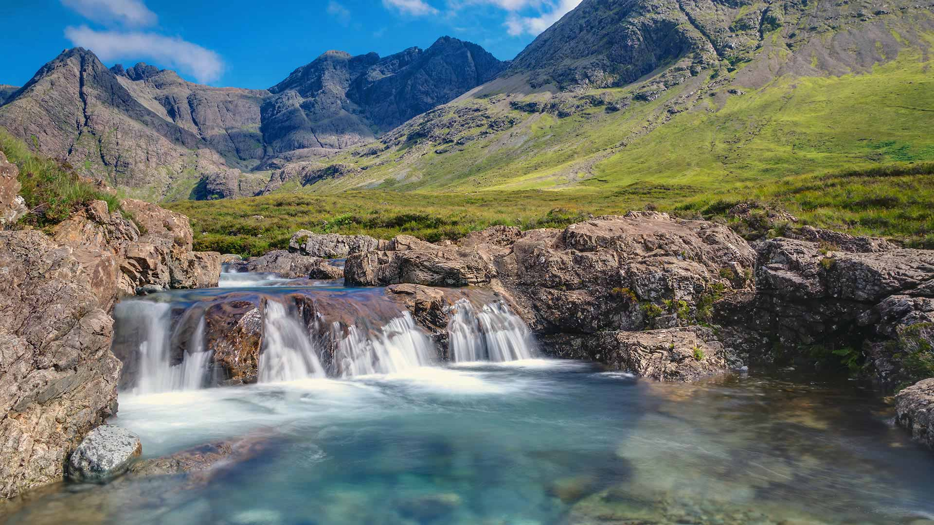 Isle Of Skye Exclusive  6 Days 5 Nights Nordic Visitor