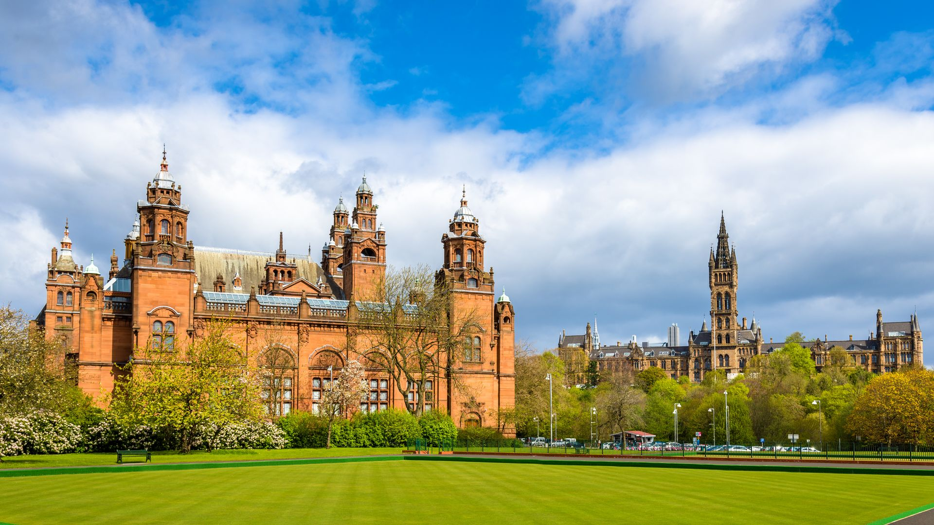 Kelvingrove and Glasgow University
