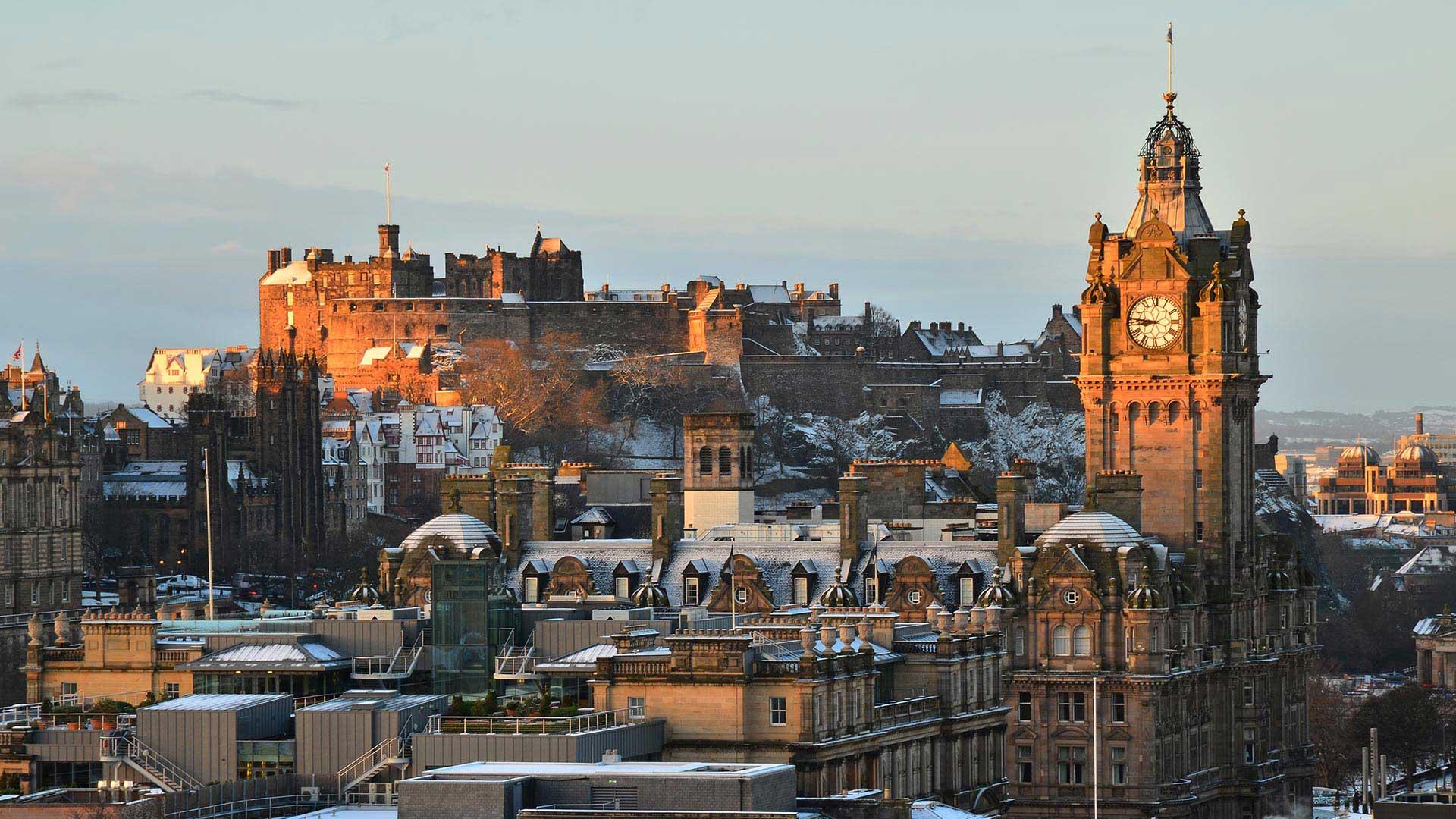 Scotland Winter World | 8 Days / 7 Nights | Scotland Self ...