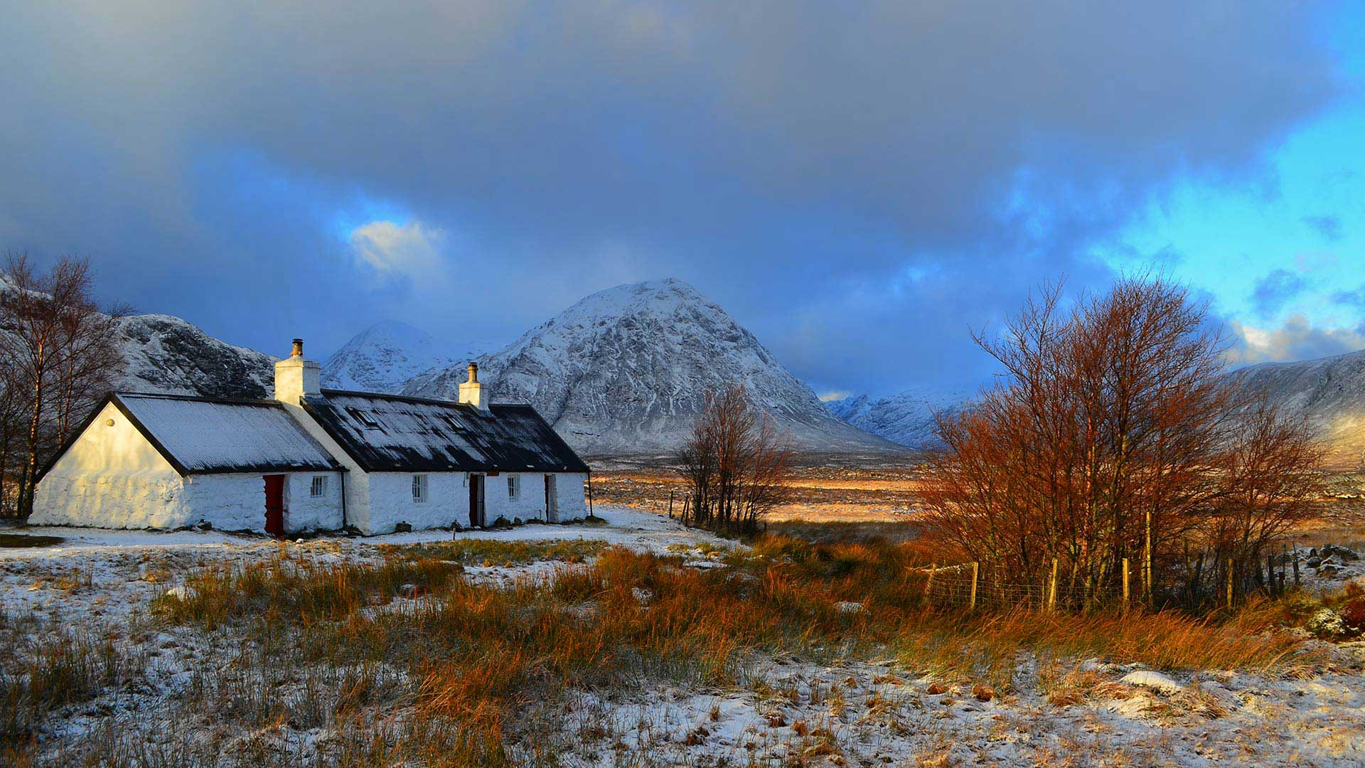 Scotland Winter World - 8 Days 7 Nights - Nordic Visitor