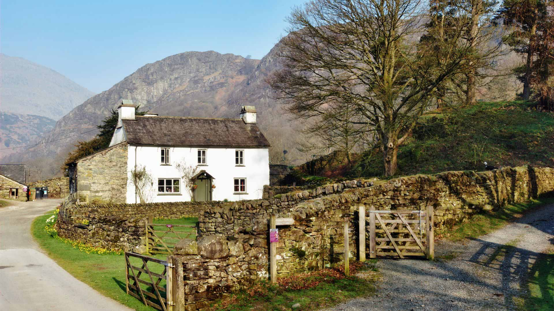 Yew Tree Farm, Lake District, Northern England