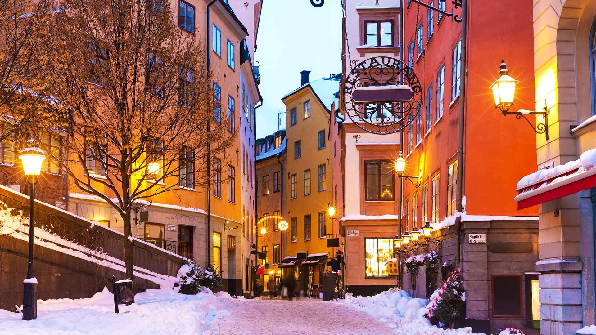 weekend i stockholm skärgård