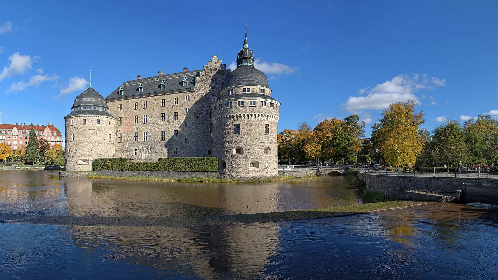 Beautiful Castles South Sweden Full Circle 14 Days 13 Nights Nordic Visitor