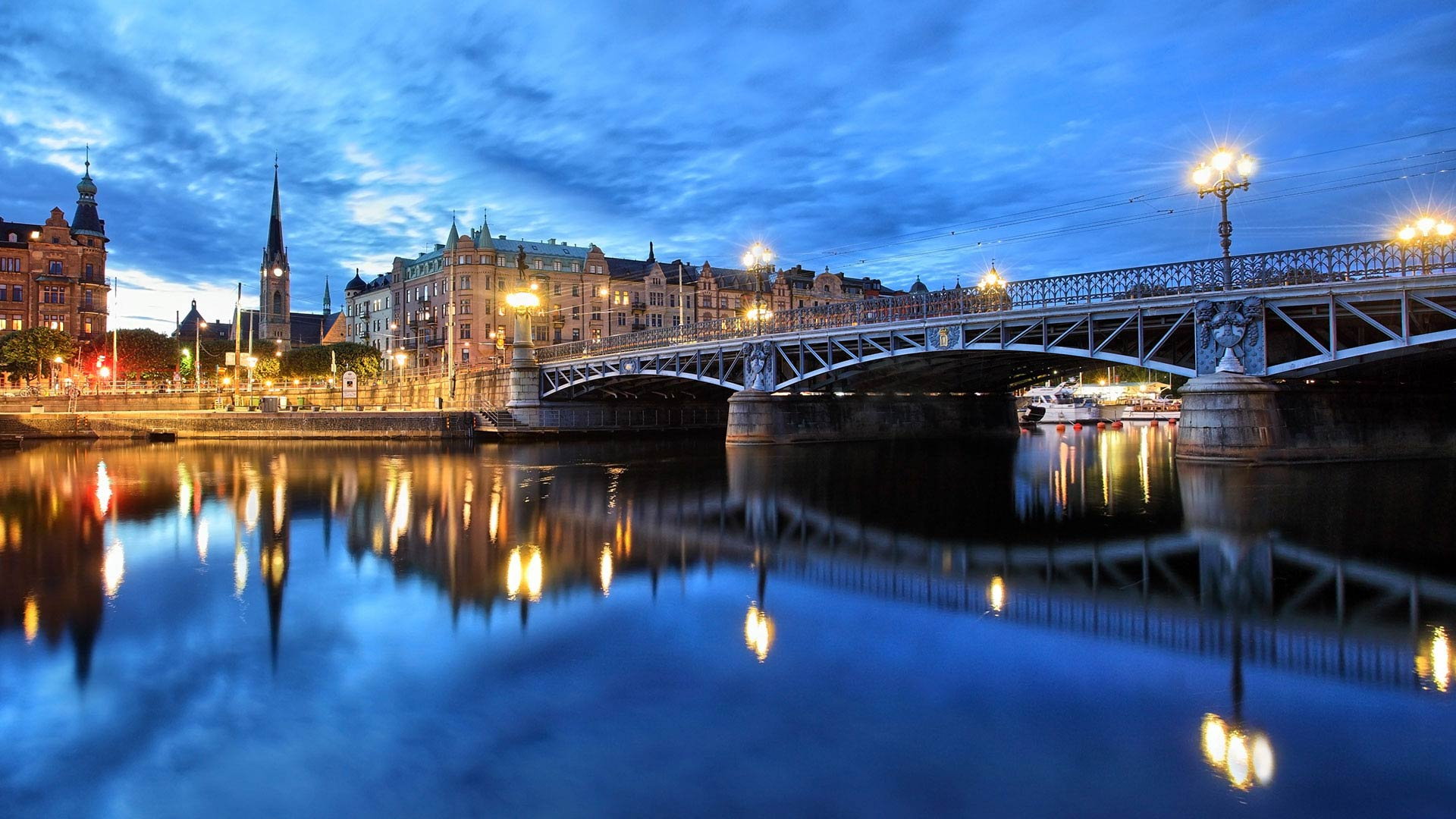 Private Tours Of Stockholm Sweden